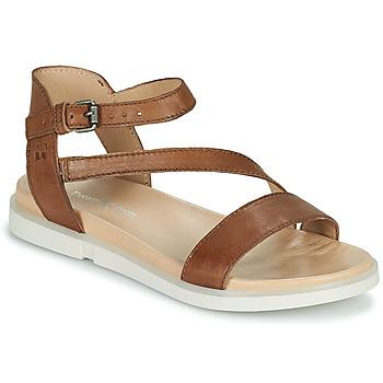 Schoenen Dames Sandalen / Open schoenen Dream in Green OURY Brown