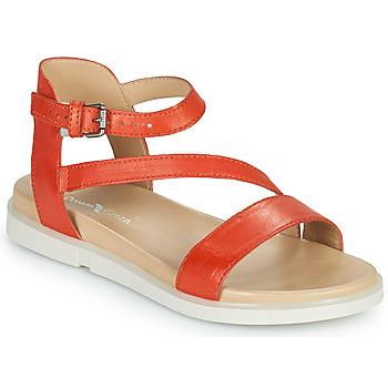 Schoenen Dames Sandalen / Open schoenen Dream in Green OURY Orange
