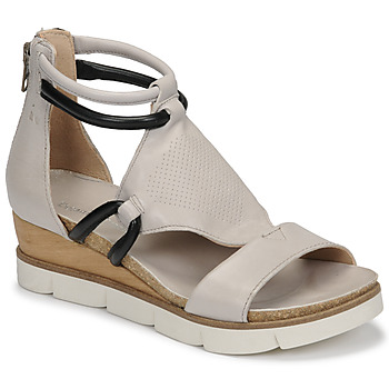 Schoenen Dames Sandalen / Open schoenen Dream in Green LIRABIEN Zilver
