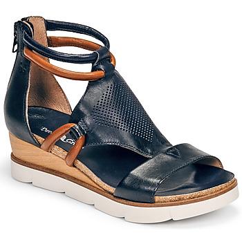 Schoenen Dames Sandalen / Open schoenen Dream in Green LIRABIEN Blauw