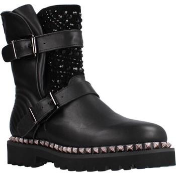 Schoenen Dames Enkellaarzen Alma En Pena I20531 Zwart