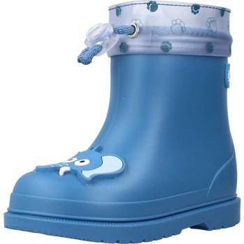 Schoenen Jongens Regenlaarzen Igor W10242 Blauw