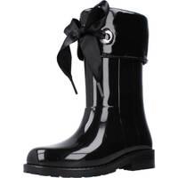 Schoenen Meisjes Regenlaarzen Igor W10114 Zwart