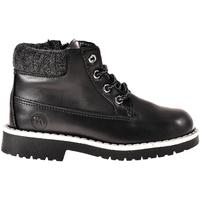 Schoenen Kinderen Laarzen Melania ME2628D8I.A Noir