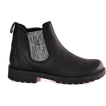 Schoenen Kinderen Laarzen Grunland PO1384 Zwart
