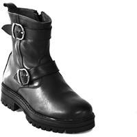 Schoenen Kinderen Laarzen Asso 67961 Zwart
