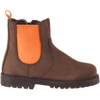 Schoenen Kinderen Laarzen Grunland PP0375 Bruin