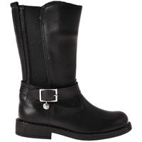 Schoenen Kinderen Hoge laarzen Melania ME2028D8I.C Noir