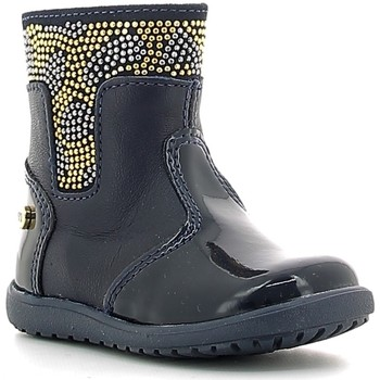 Schoenen Kinderen Regenlaarzen Melania ME1127B6I.B Bleu