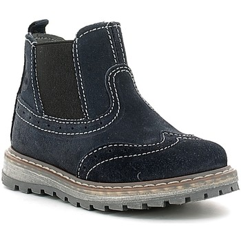 Schoenen Kinderen Laarzen Melania ME1055B6I.B Bleu
