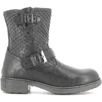 Schoenen Kinderen Laarzen Nero Giardini A632010F Noir