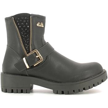 Schoenen Kinderen Laarzen Lulu LL120008S Zwart
