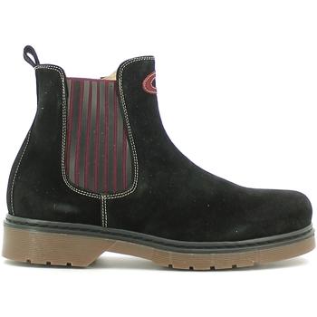 Schoenen Kinderen Laarzen Alberto Guardiani GK22806G Noir