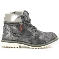 Schoenen Kinderen Laarzen Wrangler WG16201B Argent