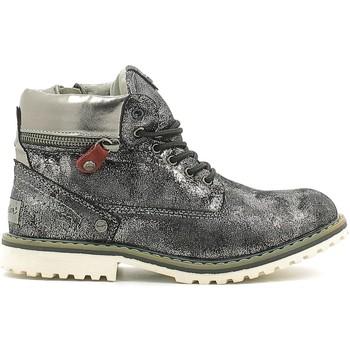 Schoenen Kinderen Laarzen Wrangler WG16201K Argent
