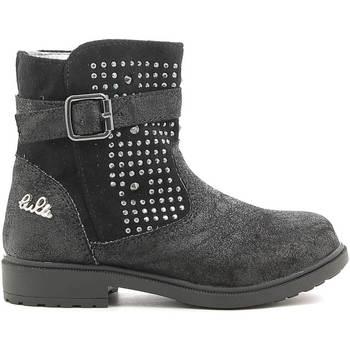 Schoenen Kinderen Laarzen Lulu LL140006S Zwart