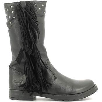 Schoenen Kinderen Laarzen Holalà HL120011L Zwart