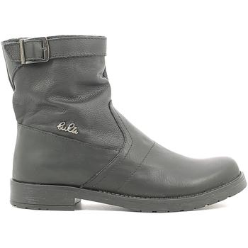 Schoenen Kinderen Laarzen Lulu LL1000019L Zwart