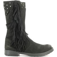 Schoenen Kinderen Laarzen Holalà HL120012L Zwart