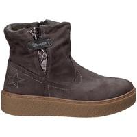 Schoenen Kinderen Laarzen Wrangler WG17235 Gris