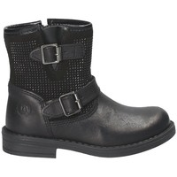 Schoenen Kinderen Laarzen Melania ME1005B7I.B Zwart