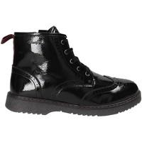 Schoenen Kinderen Laarzen Wrangler WG17239 Noir