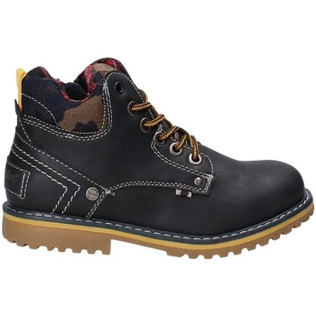 Schoenen Kinderen Laarzen Wrangler WJ17210 Bleu