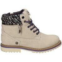 Schoenen Kinderen Laarzen Wrangler WG17230 Beige