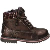 Schoenen Kinderen Laarzen Wrangler WG17230 Marron