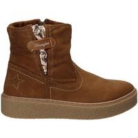 Schoenen Kinderen Laarzen Wrangler WG17235 Bruin
