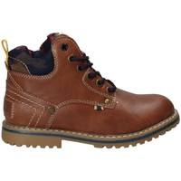 Schoenen Kinderen Laarzen Wrangler WJ17210 Marron