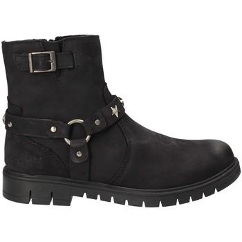 Schoenen Kinderen Laarzen Holalà HL140013L Zwart