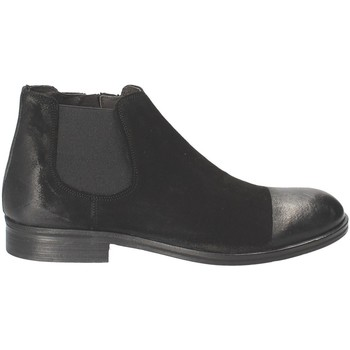 Schoenen Heren Laarzen Exton 5357 Zwart
