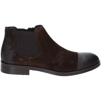 Schoenen Heren Laarzen Exton 5357 Bruin