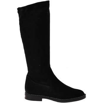 Schoenen Kinderen Hoge laarzen Grunland ST0366 Zwart