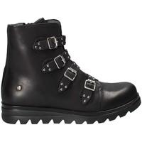 Schoenen Kinderen Laarzen Melania ME6614F8I.A Zwart