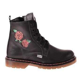 Schoenen Kinderen Laarzen Melania ME6636F8I.A Zwart