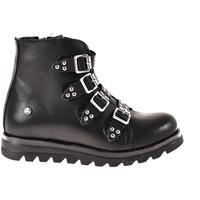 Schoenen Kinderen Laarzen Melania ME2614D8I.A Zwart