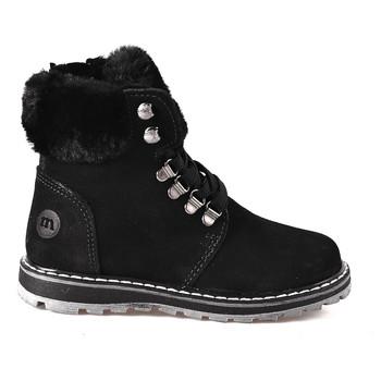 Schoenen Kinderen Laarzen Melania ME2635D8I.A Zwart