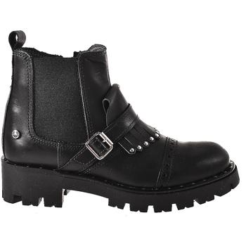 Schoenen Kinderen Laarzen Melania ME6621F8I.A Zwart