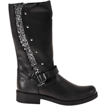 Schoenen Kinderen Laarzen Melania ME6814F8I.W Zwart
