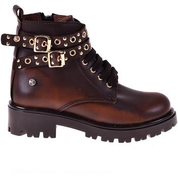 Schoenen Kinderen Laarzen Melania ME2630D8I.D Bruin
