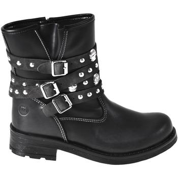 Schoenen Kinderen Laarzen Melania ME6846F8I.B Zwart