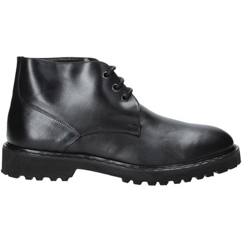Schoenen Heren Laarzen Exton 9058 Zwart