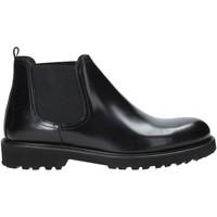 Schoenen Heren Laarzen Exton 465 Zwart