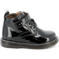 Schoenen Kinderen Laarzen Grunland PP0265 Zwart