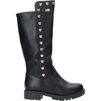 Schoenen Kinderen Laarzen Miss Sixty W19-SMS680 Zwart