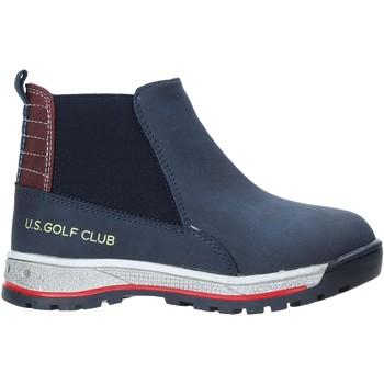 Schoenen Kinderen Laarzen U.s. Golf W19-SUK525 Blauw