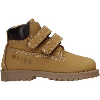 Schoenen Kinderen Laarzen Valleverde 36801 Jaune