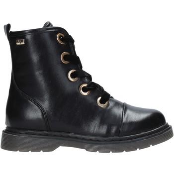 Schoenen Kinderen Laarzen Valleverde 10243 Noir